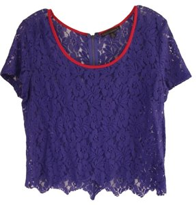 Urban Outfitters Luccacouture T Shirt Purple