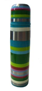 Starbucks Stainless Striped Thermos