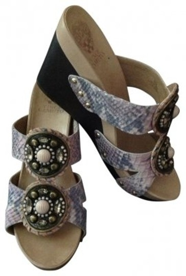 Preload https://img-static.tradesy.com/item/30108/vince-camuto-pale-pink-mix-glam-stone-studded-wedges-size-us-8-regular-m-b-0-0-540-540.jpg