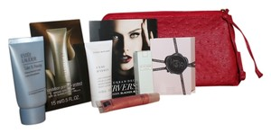 Este Lauder Estee Lauder stuffed bag with 7 deluxe high end samples