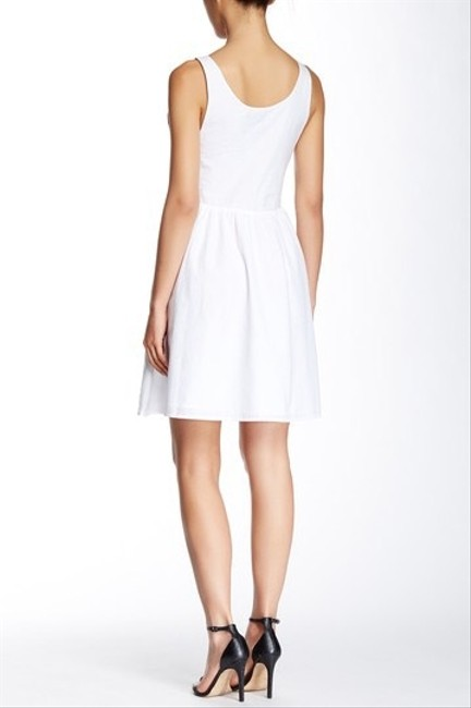 French Connection short dress White Summer Summer 2015 Sumer Soft Summer on Tradesy