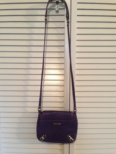 Rebecca Minkoff Handbag Snakeskin Leather Cross Body Bag