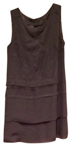 Cynthia Rowley short dress grey on Tradesy