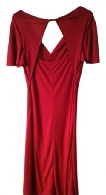 Preload https://item1.tradesy.com/images/avon-simple-dress-red-30135-0-0.jpg?width=400&height=650