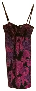 Rebecca Taylor Floral Silk Dress