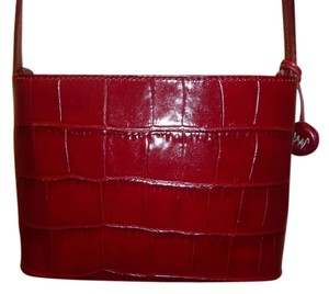 Monsac Original Leather Shoulder Bag