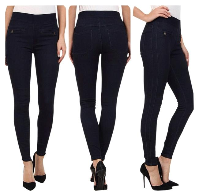 Free People Jeggings-Dark Rinse