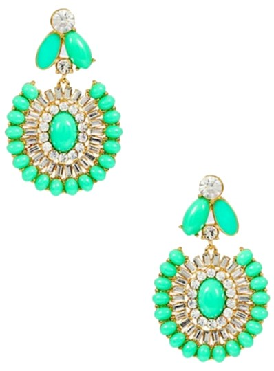 Preload https://item2.tradesy.com/images/kate-spade-green-clear-and-gold-new-york-chandelier-earrings-3014746-0-0.jpg?width=440&height=440