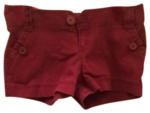 Target Shorts Red