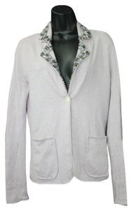 andrea karg Allude Cashmere Blend Cardigan