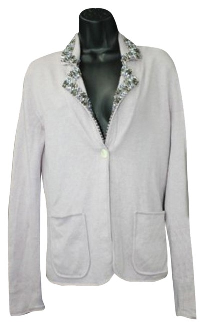 Preload https://item1.tradesy.com/images/allude-by-jeweled-trim-silk-cashmere-blend-cardigan-size-4-s-3015085-0-0.jpg?width=400&height=650