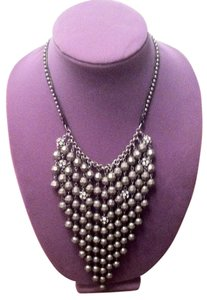 Vera Wang Vera Wang Bib Necklace