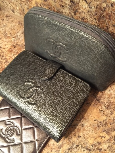 Chanel Authentic CHANEL WALLET Set
