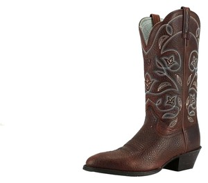 New/display Brown Oiled Rowdy Boots