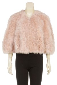 Brunello Cucinelli Pink Womens Jean Jacket