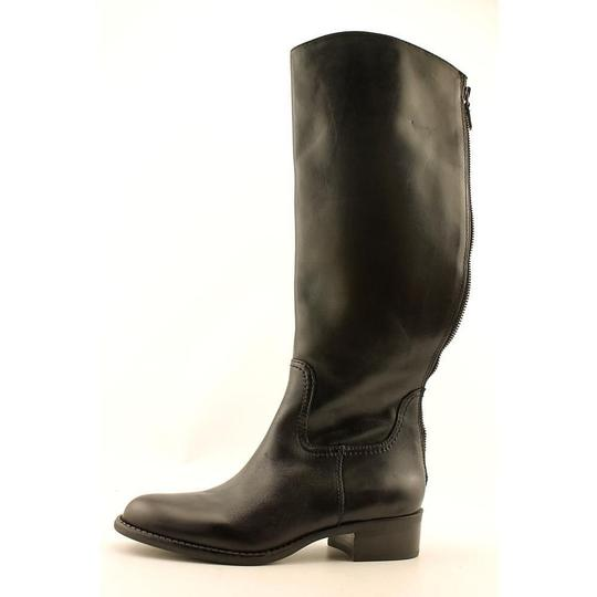Other Ziper Black Boots
