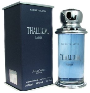 THALLIUM * YVES DE SISTELLE * Cologne for Men * 3.3 / 3.4 oz * New In Box