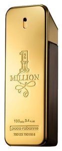 PACO RABANNE 1 ONE MILLION Cologne for Men 3.4 oz 100 ml BRAND NEW TESTER Box