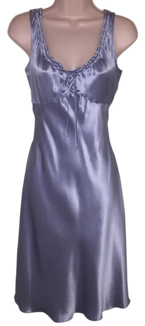 BCBGMAXAZRIA Silk Above Knee Length Dress