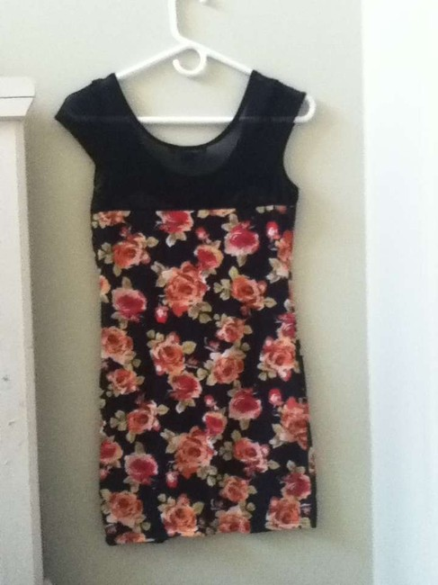 Forever 21 short dress Floral Summer Lace Mini on Tradesy