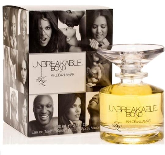Other UNBREAKABLE BOND by Khloe and Lamar 3.4 oz. edt Pefume for Women * New In Box
