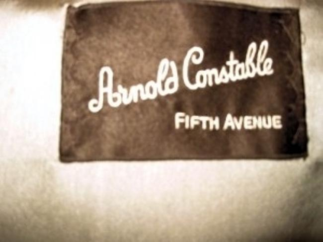 Arnold Constable Fifth Avenue Fur Coat