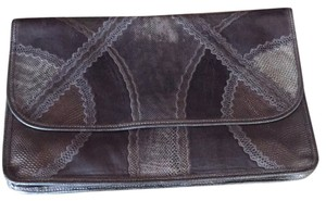 Carlos Falchi Grays Clutch