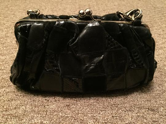 Dolce&Gabbana Designer Handbag Evening Handbag Black Clutch