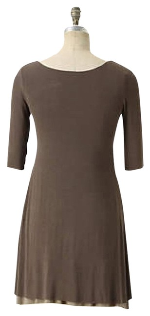 Preload https://item4.tradesy.com/images/bailey-44-taupe-above-knee-short-casual-dress-size-6-s-3017773-0-0.jpg?width=400&height=650