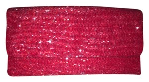Moyna Evening Night Out Red wine Clutch