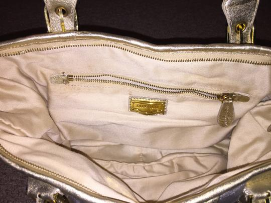 Other Satchel in Gold/silver