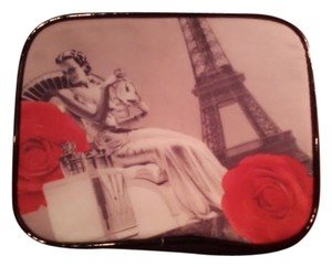 LANCOME Cosmetic Bag - Paris Motif