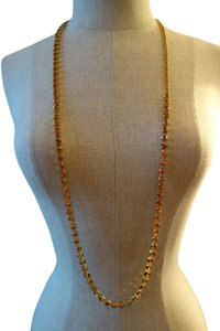 Tarina Tarantino Tarina Tarantino Yellow Swarovski Belt / Necklace
