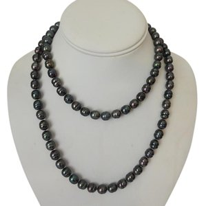 Honora Honora Circle Wrap Around Pearl Necklace 34