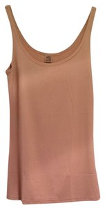 Only Hearts Usa Madeinusa Blush Beige Undergarment Clothes Tee Clothing Skinny Strap Top Nude