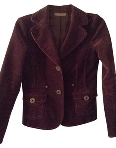 Banilla B B Blazer With Accent Stitching Cardigan