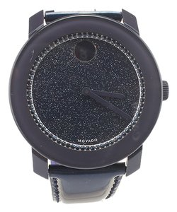Movado Movado BOLD TR90 Stainless Steel Crystal Glitter Watch 3600229 (39536)