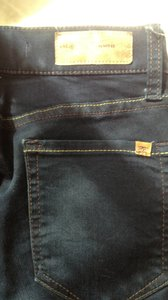 Divine Rights of Denim Lightweight Material Skinny Jeans-Dark Rinse