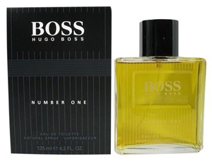Hugo Boss BOSS Hugo Boss EDT Natural Spray Pour Homme 125ml E