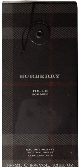 Burberry Burberry TOUCH EDT 100ml For Men