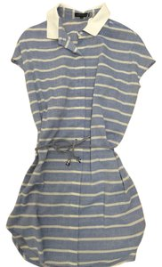 The Vintage Shop short dress Blue on Tradesy