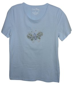 Coral Bay T Shirt BLUE