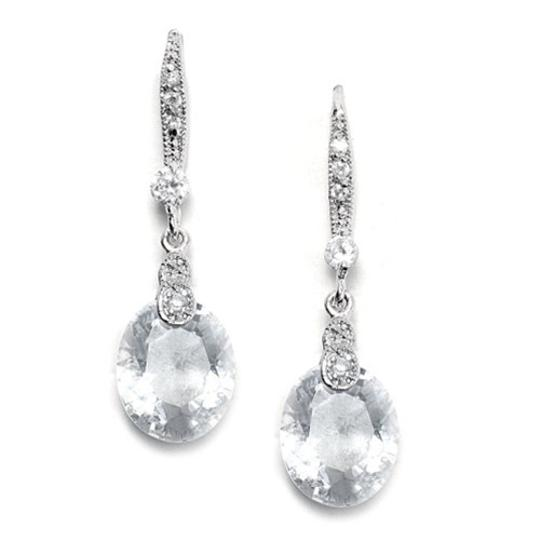 Preload https://item5.tradesy.com/images/mariell-silver-vintage-cz-with-faceted-crystal-drops-2012e-earrings-3022024-0-0.jpg?width=440&height=440