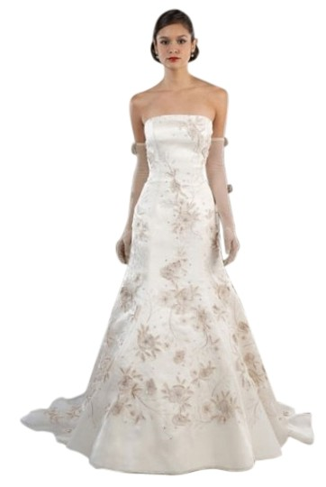 Preload https://item1.tradesy.com/images/watters-ivory-florence-2001-b-silk-satin-organza-strapless-gow-wedding-dress-size-4-s-30225-0-1.jpg?width=440&height=440