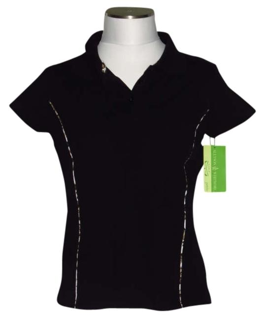 Item - Black Petite Small Golf Activewear Top Size 6 (S, 28)