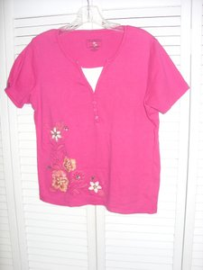 Jane Ashley T Shirt PINK