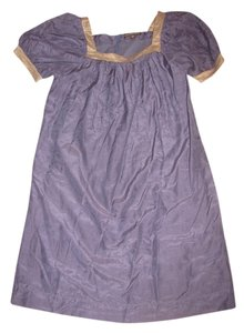 Collective Clothing short dress Periwinkle on Tradesy