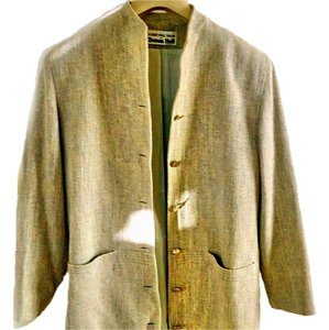 Devon Hall Silver Hardware Pea Coat