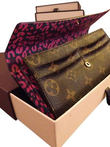 Louis Vuitton Louis Vuitton Leopard Wallet - Limited Edition