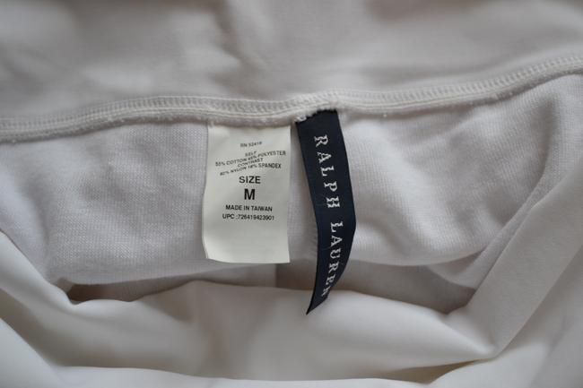 Ralph Lauren Terry Cloth Coverup Beach Capris White